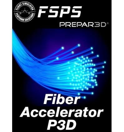 P3D Fiber Accelerator