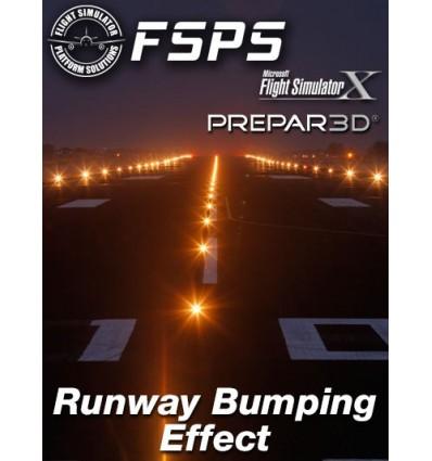 Runway Bumping Effect