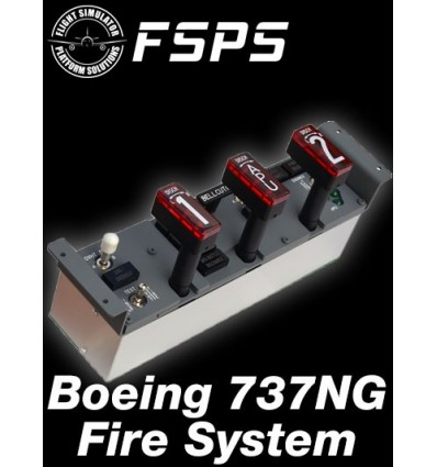 Boeing 737NG Fire System