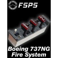 FSPS : Boeing 737NG Fire System