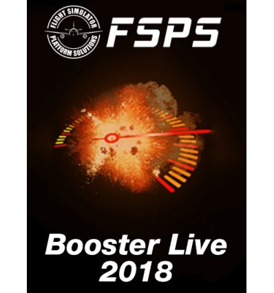 P3D Booster Live 2018