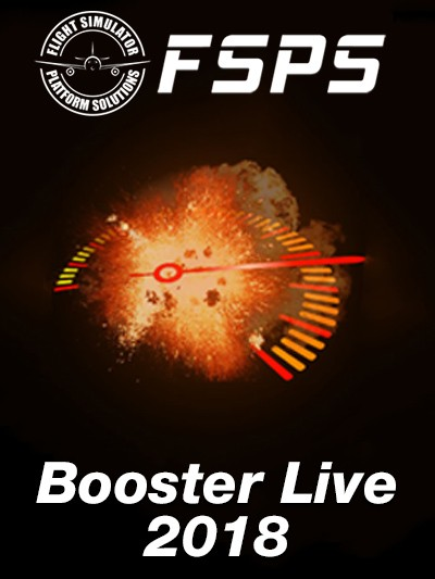 FSPS : FSX Booster Live 2018 | FSPS Store