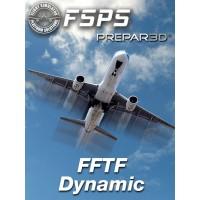 FSPS : FFTF DYNAMIC P3Dv4