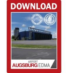 FSPS : Augsburg Airport EDMA P3Dv4