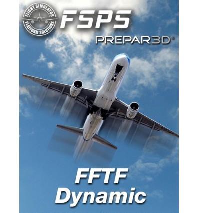 FSPS : FFTF DYNAMIC P3Dv5