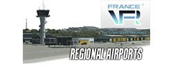 Regional Airports by FranceVFR